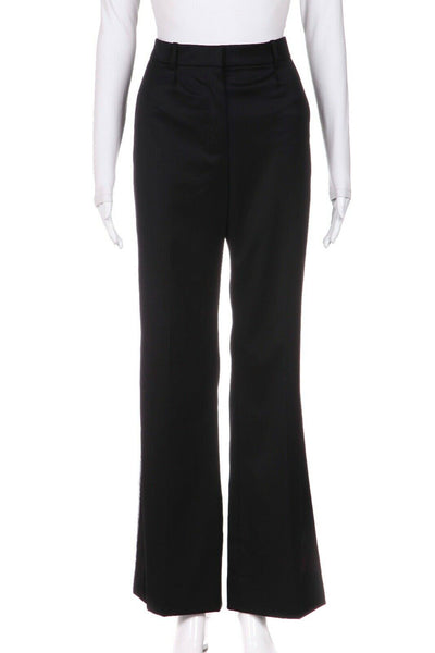 YVES SAINT LAURENT RIVE GAUCHE Wool Dress Pants Size 38 (M)