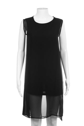 ALLSAINTS Mini Overlay Dress Size 2