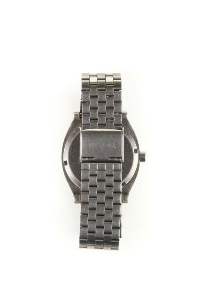 NIXON The Minimal Time Teller Stainless Steel Watch