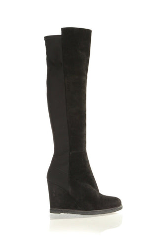 STUART WEITZMAN Demiswoon Wedge Boots Size 9.5 (New)