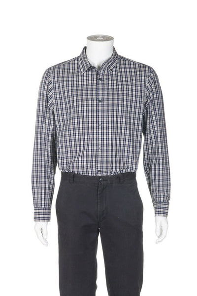MICHAEL KORS Plaid Dress Shirt - alternate view