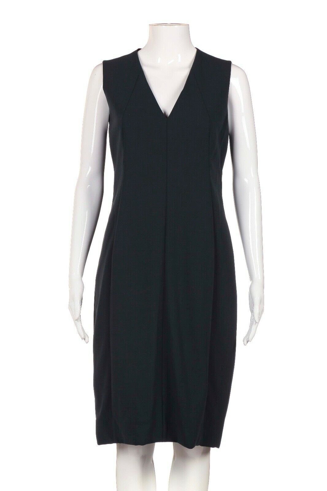 AKRIS Sheath Wool Blend  Dress Size 6