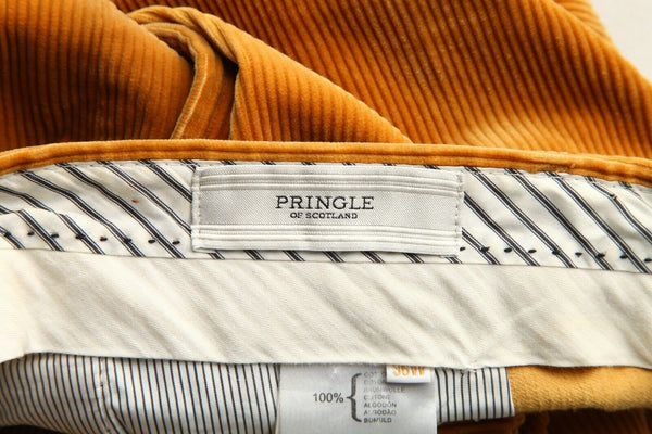 PRINGLE OF SCOTLAND Men's Corduroy Pants Size 36
