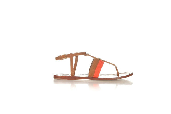 TORY BURCH Strappy Flat Thong Sandals Size 7