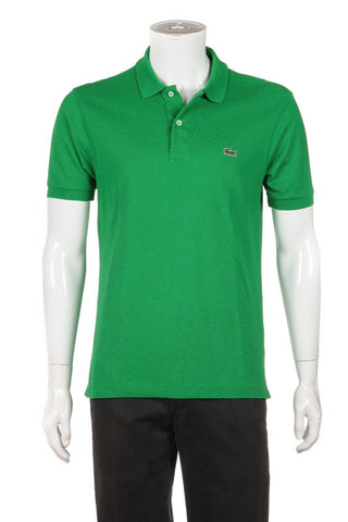 LACOSTE Polo Shirt Size 3 (S)