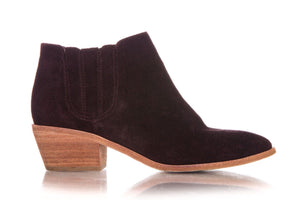 JOIE Suede Leather Booties Size 37