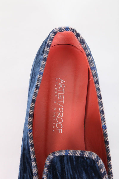 STUBBS & WOOTOON Artist/Proof Loafers, Size 8.5