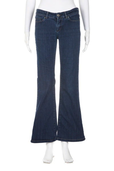WEEKEND MAX MARA Bootcut Jeans Size 8