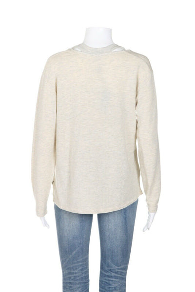 MONROW Knit Pullover Sweater Size XS (New)
