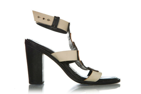 RAG & BONE Caged Block Heels Size 40