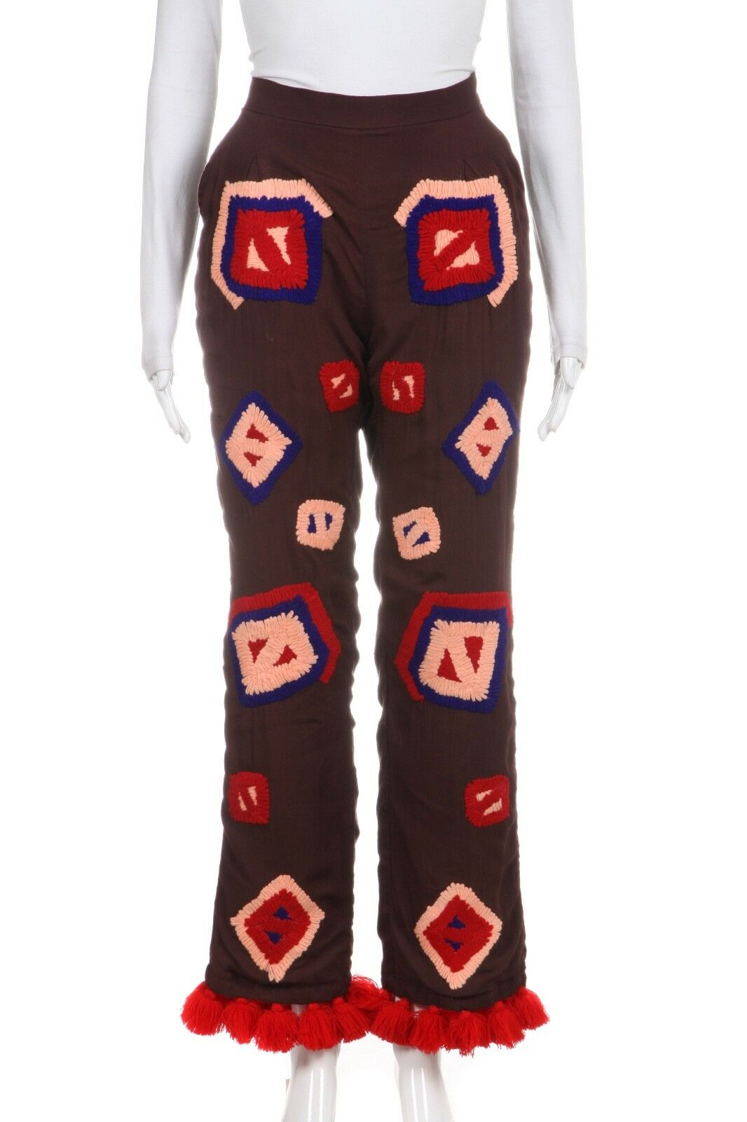 All Things Mochi Embroidered Find Pants