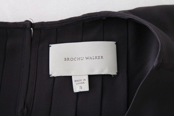 BROCHU WALKER 100% Silk Blouse Size S