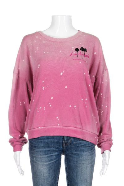 LNA Winters Playground Sweatshirt Size S (New)