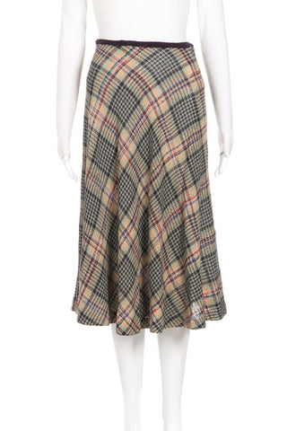 MISSONI Vintage Knit Skirt Size IT46 (L)