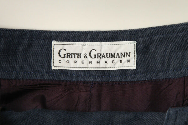 GRITH & GRAUMANN Copenhagen Vintage Pencil Skirt Size L