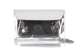 UNBRANDED Clear Shoulder Bag