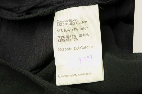 3.1 PHILLIP LIM Illusion Blouse Size 4