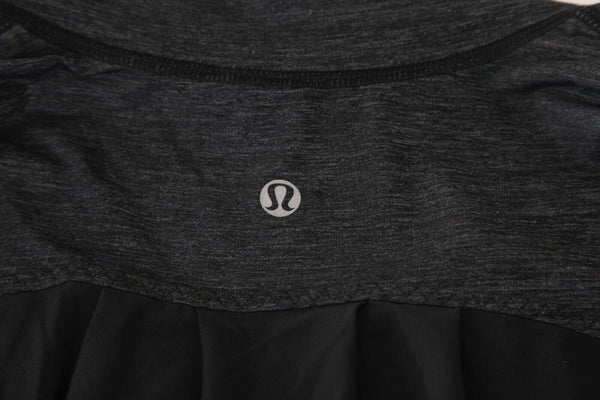 LULULEMON Tiered Pullover Athletic Top Size 4