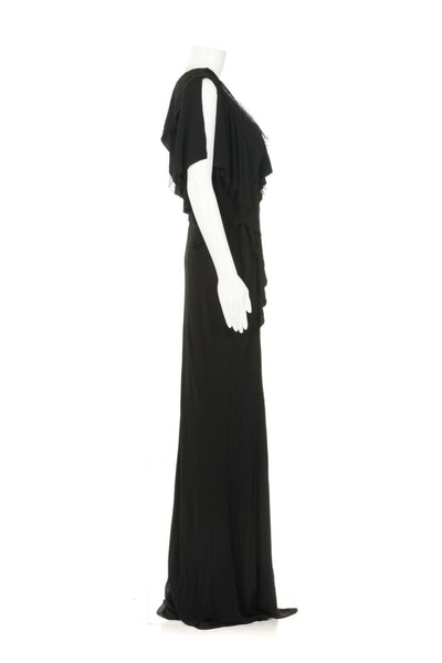 ABS by ALLEN SCHWARTZ Maxi Dress Size M