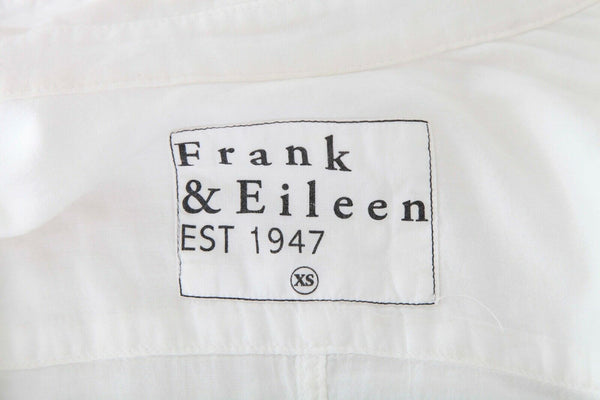 FRANK & EILEEN Button Down Shirt Size XS