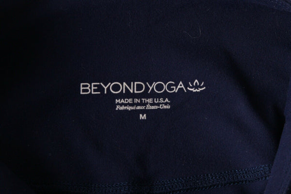 BEYOND YOGA High Waisted Yoga Pants Size M