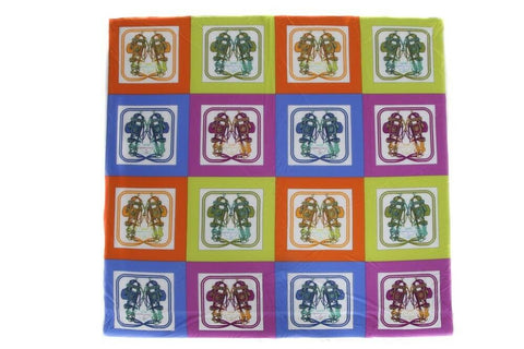 HERMÈS Brides de Gala Multi-Colored Silk Scarf