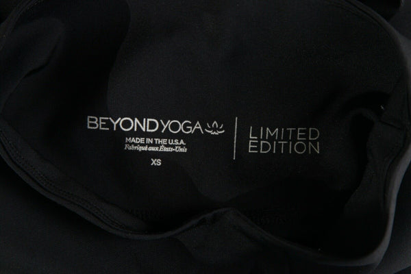 BEYOND YOGA Cut Out Limited Edition Yoga Pants Size XS