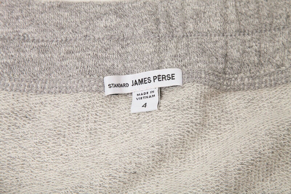JAMES PERSE Gray Skirt Size XL