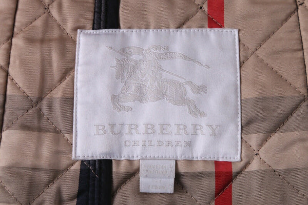 BURBERRY Quilted Jacket Size 12
