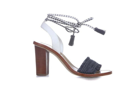 J.CREW Ankle Strap Block Heel Sandals Size 7