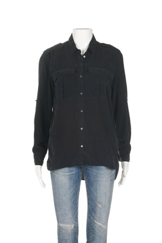 ALLSAINTS Button Up Shirt Size S