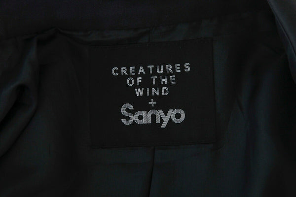 CREATURES OF THE WIND Peacoat Jacket Size 6