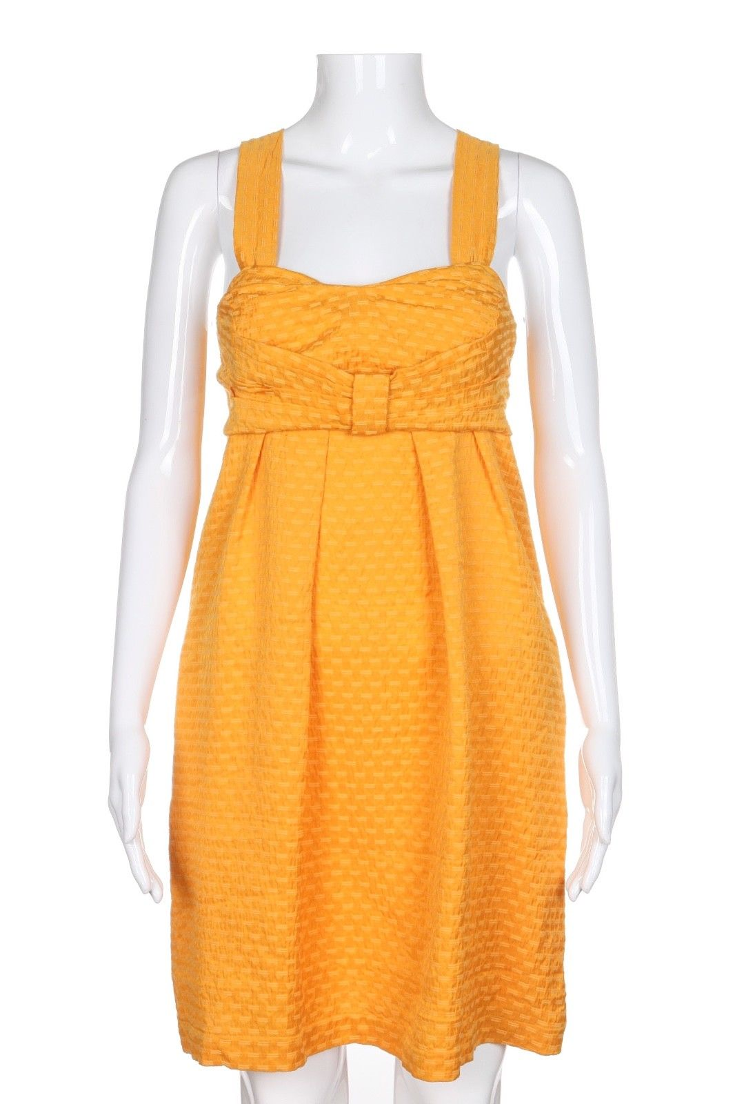 SEE BY CHLOÉ Mini Textured Cocktail Dress Size 4