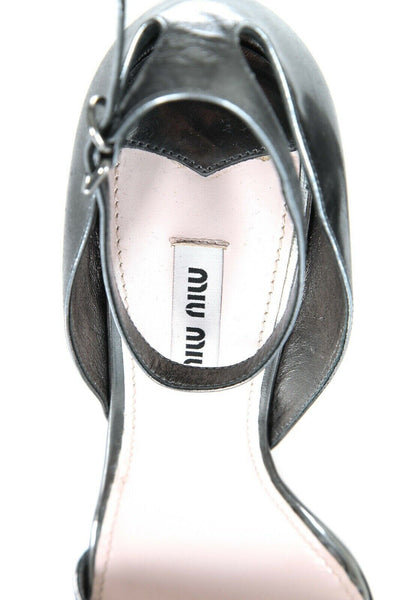 MIU MIU Heeled Sandals Size 37