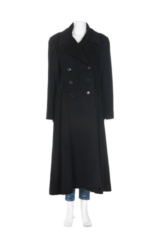 Burberrys Vintage Wool Cashmere Top Coat