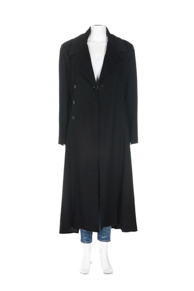 Burberrys Vintage Wool Cashmere Top Coat - alternative view