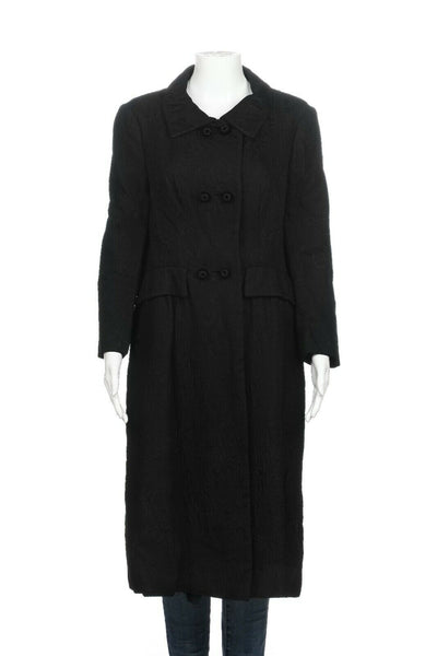 CHARLES COOPER Couture Vintage Coat Size L