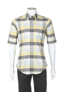 THOM BROWNE Men's Button Down Shirt Size 2 (M)