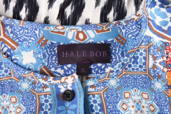 HALE BOB Printed Dress Size S