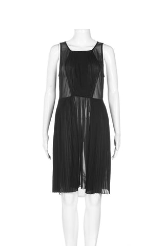 Thurley Sheer Mesh Dress