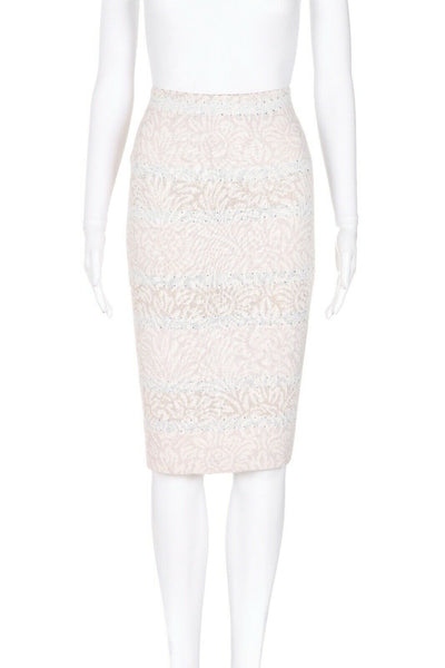 ST. JOHN EVENING Marie Gray Pencil Skirt