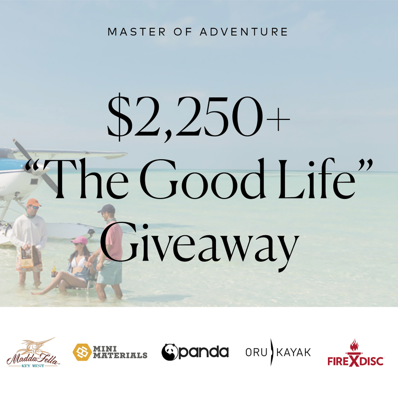 The Good Life Sweepstakes (Live)