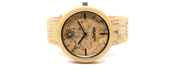 buy wooden watches made from bamboo | the Connoisseur