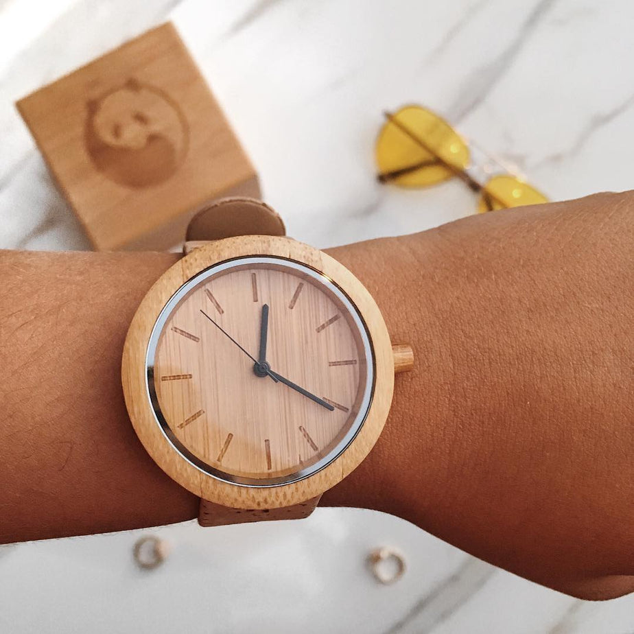 au australia wooden watches products watch lanta bamboo