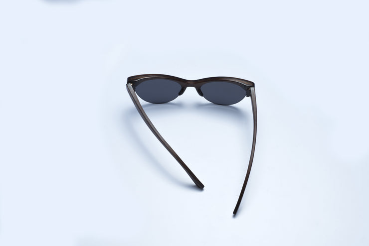 Eco-Friendly Bamboo Sunglasses - Rita Brown product image