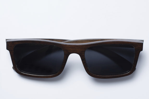 Eco-Friendly Bamboo Sunglasses - Robinson Brown product image
