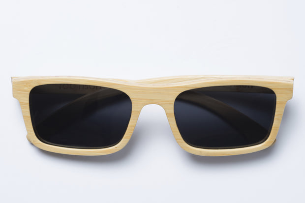Eco-Friendly Bamboo Sunglasses - Robinson Natural product image