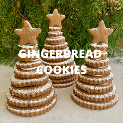 Gluten Free Gingerbread Cookie Recipe
