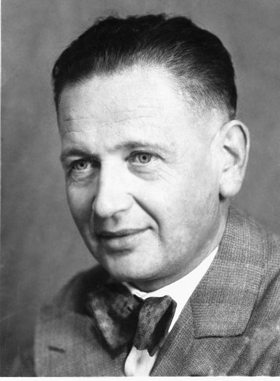 Andreas Stihl, founder, in 1926