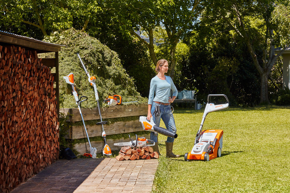 STIHL Tools. Ready for any challenge.